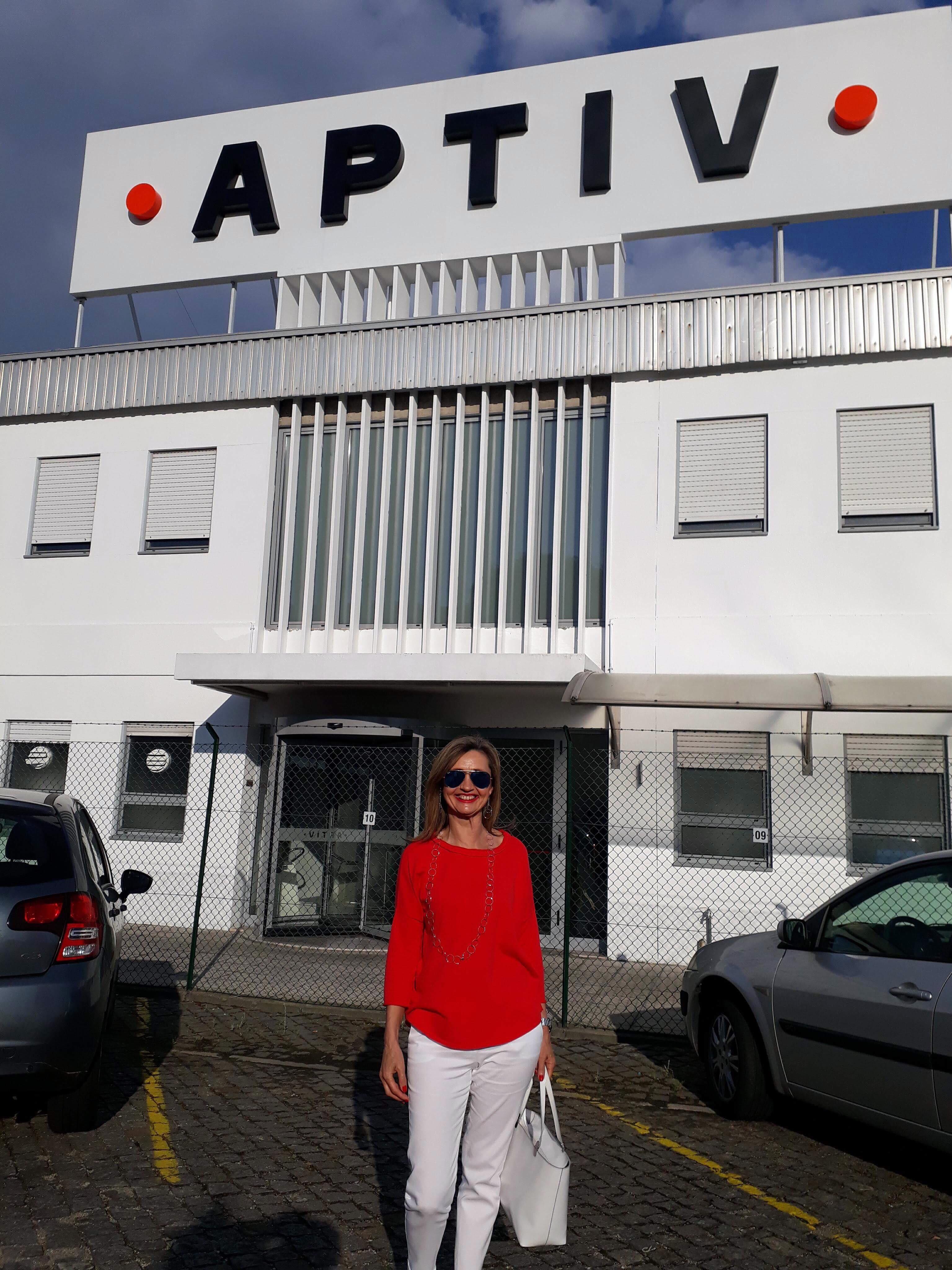 Visita Estudo  Delphi - APTIV 26-05-2018
